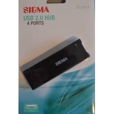USB-hub 4-ports