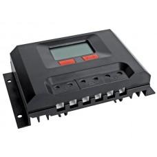 Solar chargeregulator 12V - 30A