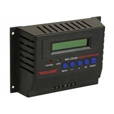 Solar chargeregulator 12V/24V - 30A