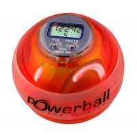 Powerball Amber with Digital Counter