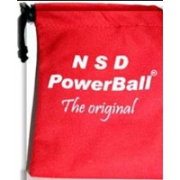 Powerball bag red